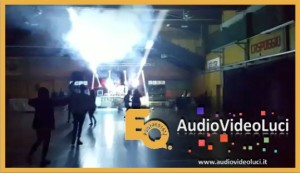 Capodanno 2015 Caspoggio - Service audio video luci per capodanno - EQ